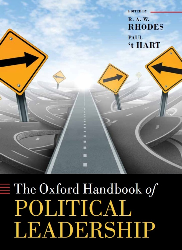 Puzzling About Political Leadership - Rhodes and t' Hart